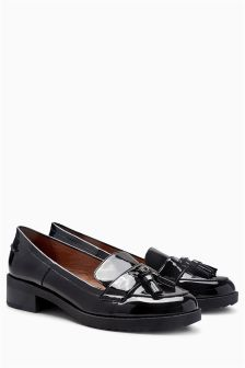 loafers for women cleated tassel loafers gqmhvfb