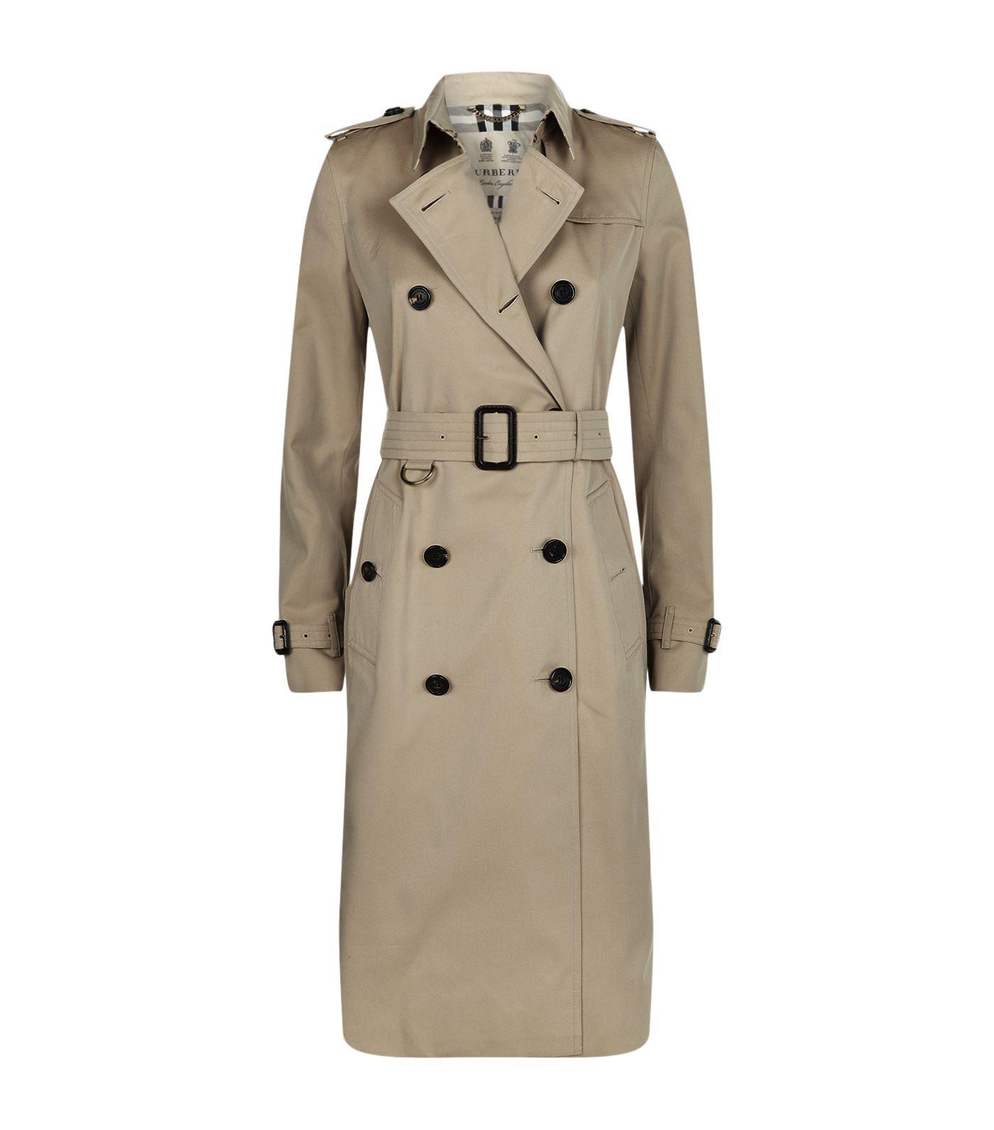 long coats burberry kensington extra long heritage trench coat ... ytuihrk