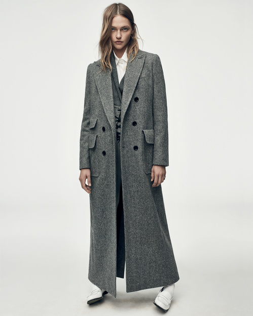 long coats this seasonu0027s wardrobe is long and lithe, with plenty of androgynous chic. konywql