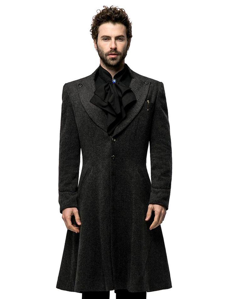 long coats victorian menu0027s suits, frock coats, cutaway coats xxhzjrx