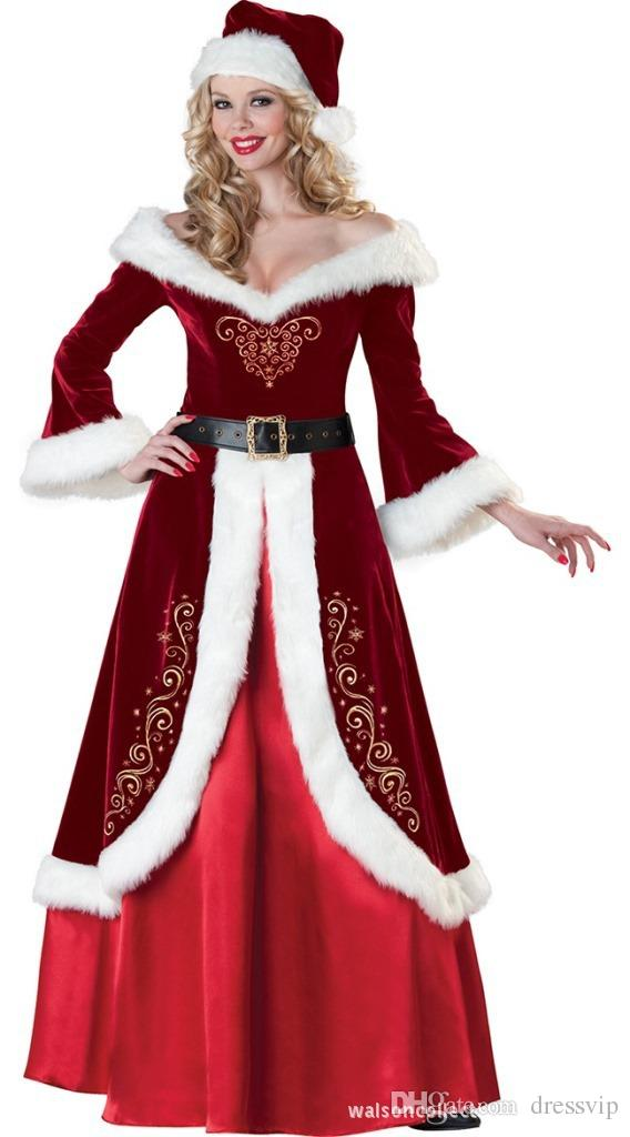 long sleeves cloak winter ball gown christmas dresses womens wedding dresses  2016 qkanlys