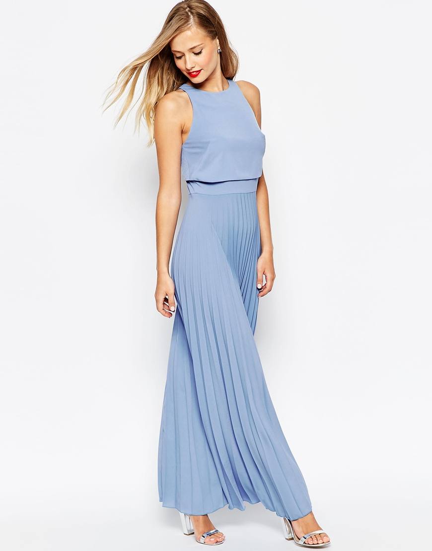 Look exquisite with maxi dresses for weddings