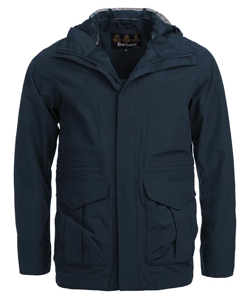 menu0027s barbour shaw waterproof jacket - navy gnthvhr