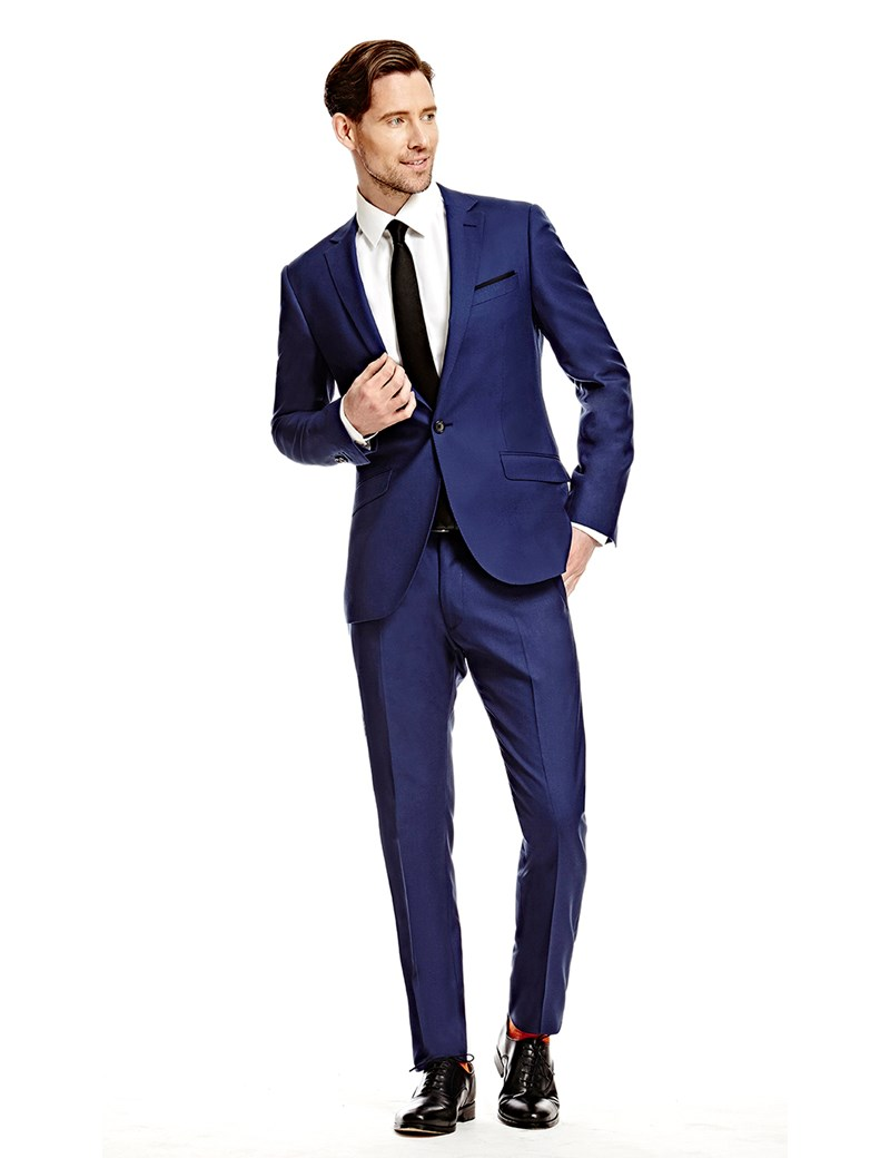 Getting the right fit for your slim fit suit