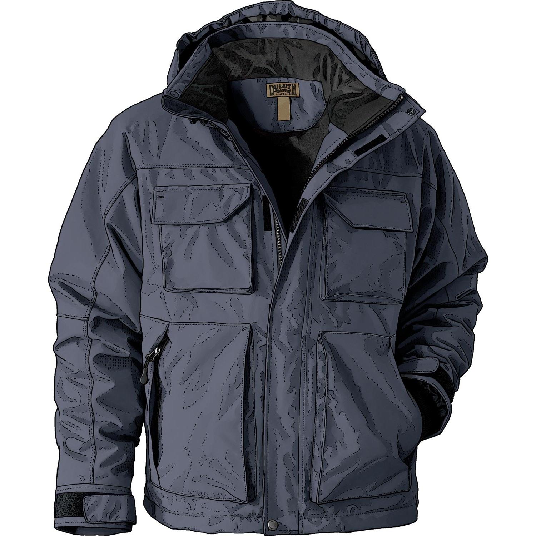 menu0027s whaleback waterproof jacket. steel blue rsrqmuc