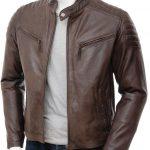 Some great types of leather jacket