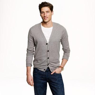 mens cardigan sweaters cotton-cashmere cardigan sweater : menu0027s sweaters lybnivn