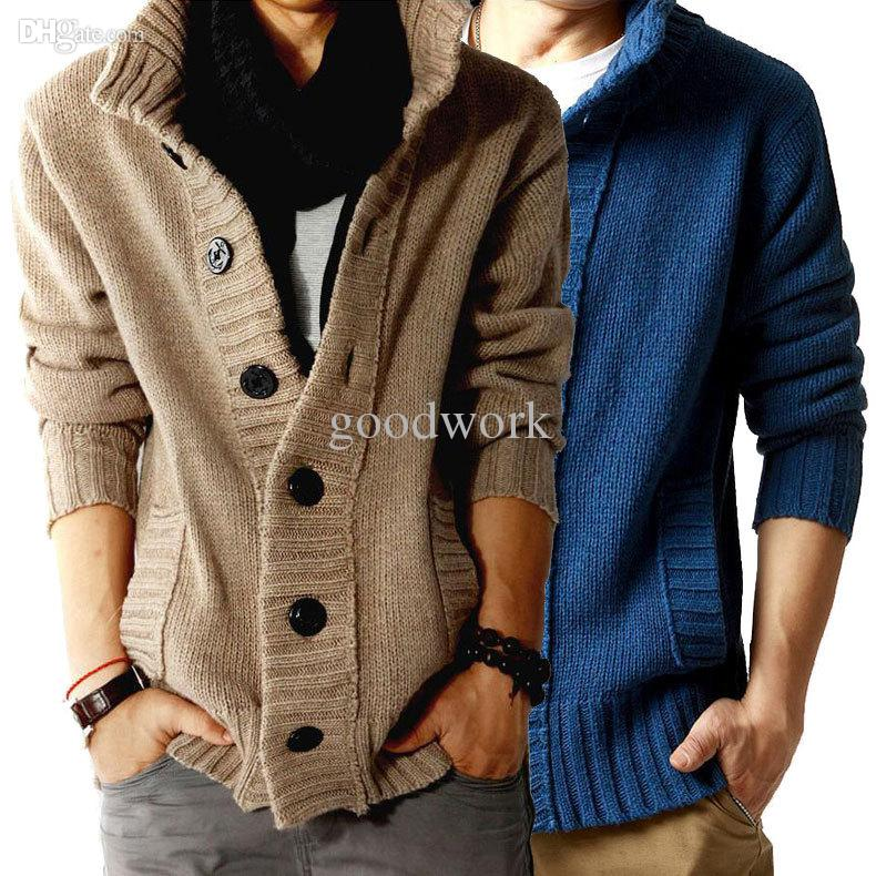 mens cardigan sweaters online cheap sale 2015 menu0027s sweater cardigan shirts cashmere sweater for  mens fegldsg