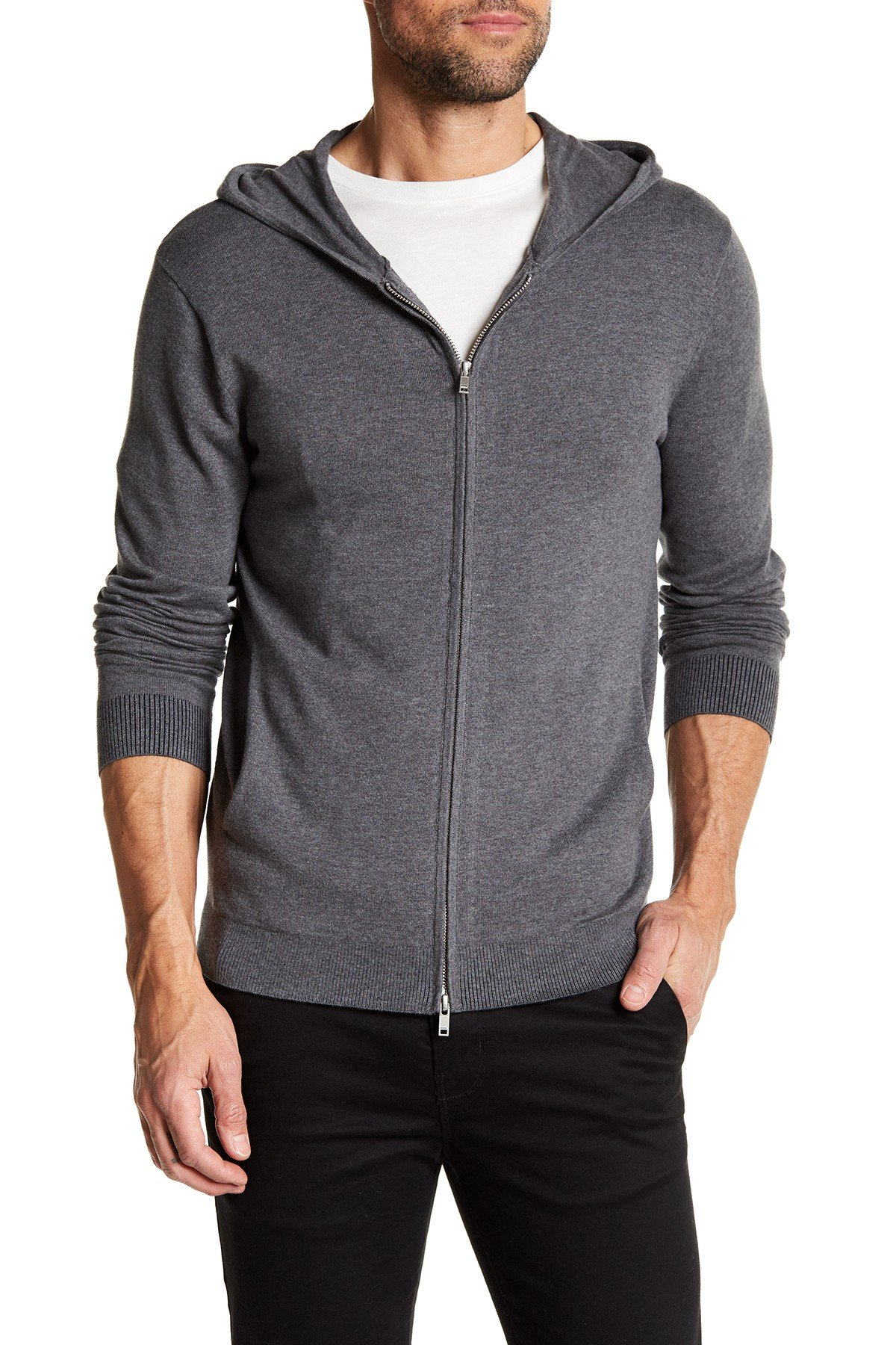 mens cardigan sweaters theory - bisley zip sweater bnqaqej