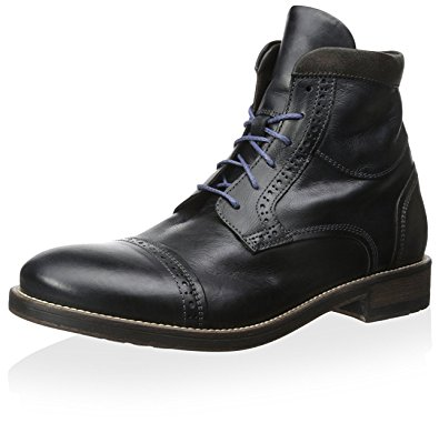mens dress boots bacco bucci menu0027s lorenzi dress boot, black, ... fwbmgfb