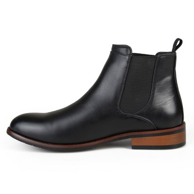 mens dress boots menu0027s vance co. landon round toe high top dress boots uyivxym