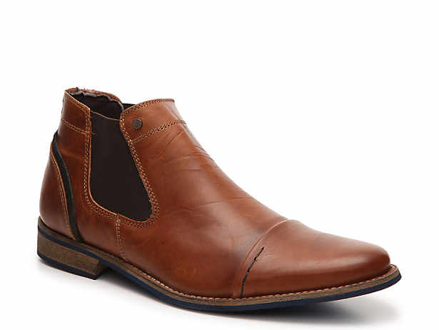mens dress boots navos cap toe boot aauriin