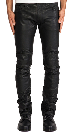 mens leather pants mens lambskin leather pants with knee patches retbejw