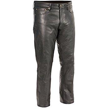 mens leather pants milwaukee leather menu0027s premium leather pants (black, ... qcgngal