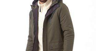 mens parka coats tokyo laundry mens fur hooded