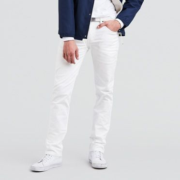 mens white jeans menu0027s leviu0027s 511™ skinny stretch jeans in black | leviu0027s® qlwprlt
