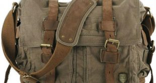 messenger bags for men canvas military messenger bag for only $69.99 | serbags trmuvpm