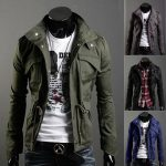 Military style jacket: Defining the style in a macho way