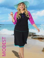 modest swimwear fashion for women and girls | hydrochic jpbfbhn