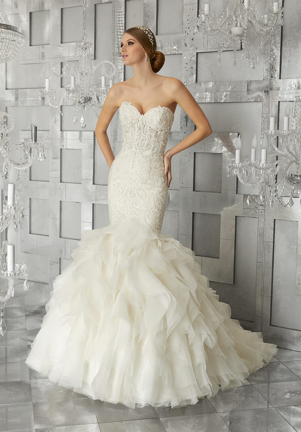 mori lee wedding dresses mori lee 8177 muse wedding dress lrxmvzp