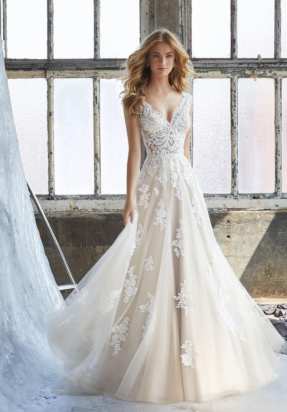 mori lee wedding dresses mori lee - dress style 8206 kennedy ... wqoioly
