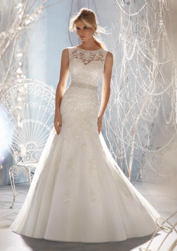 mori lee wedding dresses morilee bridal beaded lace appliques on tulle wedding dress ehsqlqo