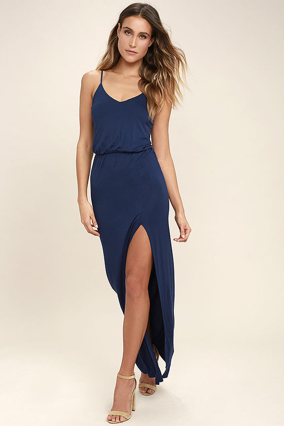 navy blue dress watch the sunset navy blue maxi dress 1 slqeekw