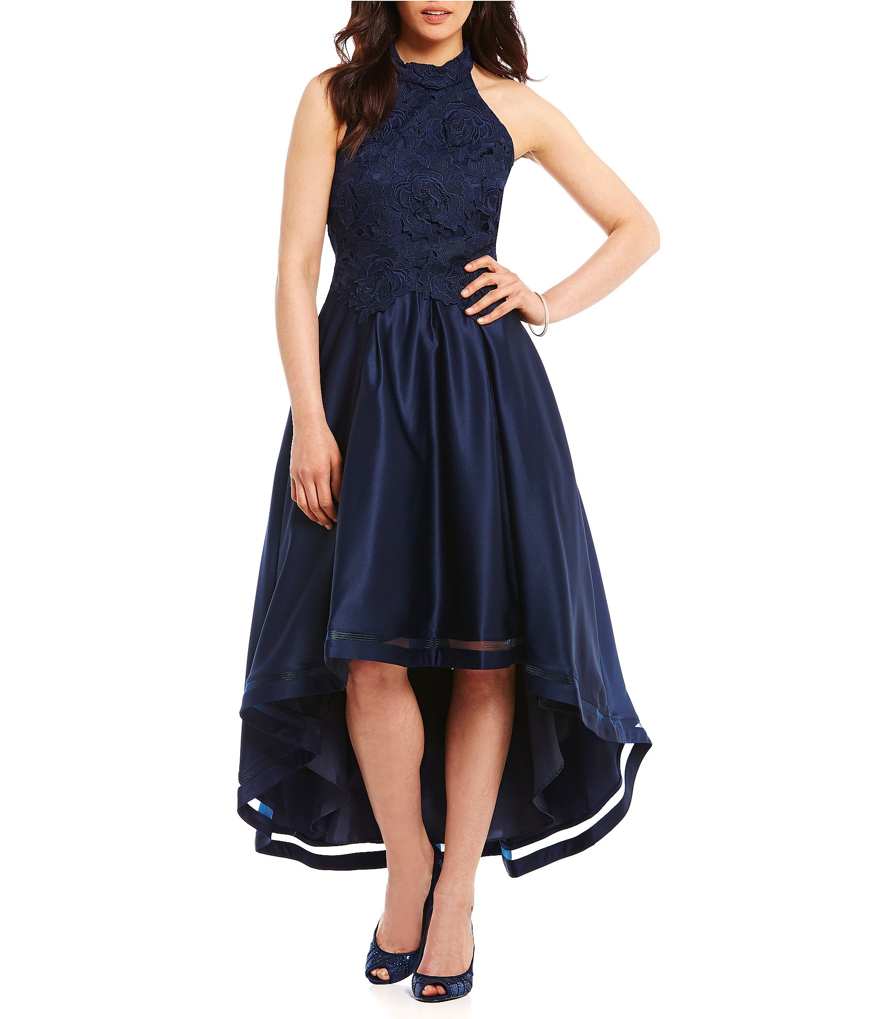 navy blue dress: womenu0027s clothing u0026 apparel | dillards.com hokapwh