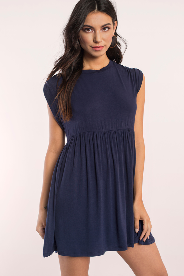 navy dresses sundayu0027s loving black shift dress ... twaensx