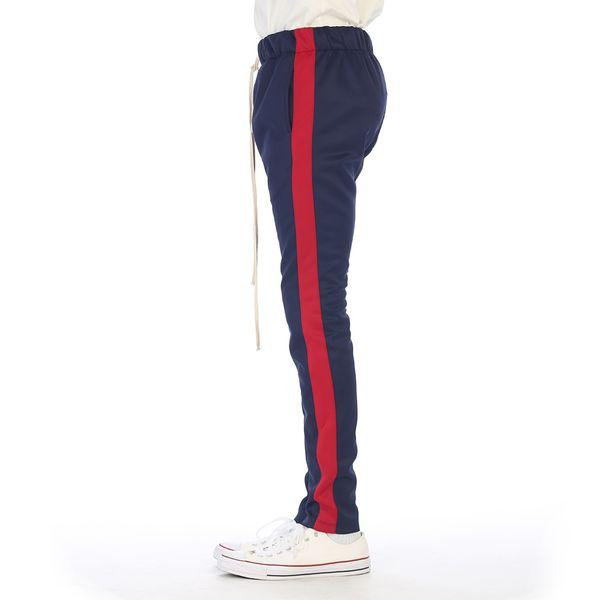 navy/red-techno track pants nnfixvl