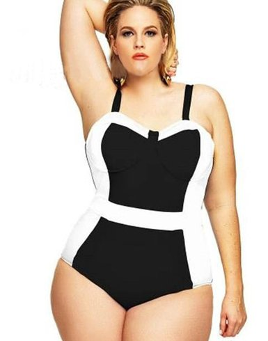 one piece plus size swimsuits jkpckvp