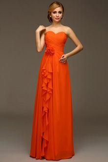 orange dresses bridesmaid dresses burnt orange - google search cvesxpz