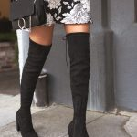 HOW YOU CAN KEEP YOUR OVER KNEE BOOTS CLASSY