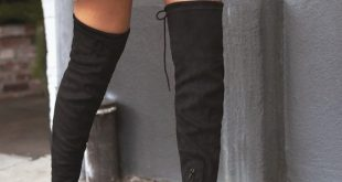 over knee boots so much yes black suede over the knee boots 5 bnypnfm
