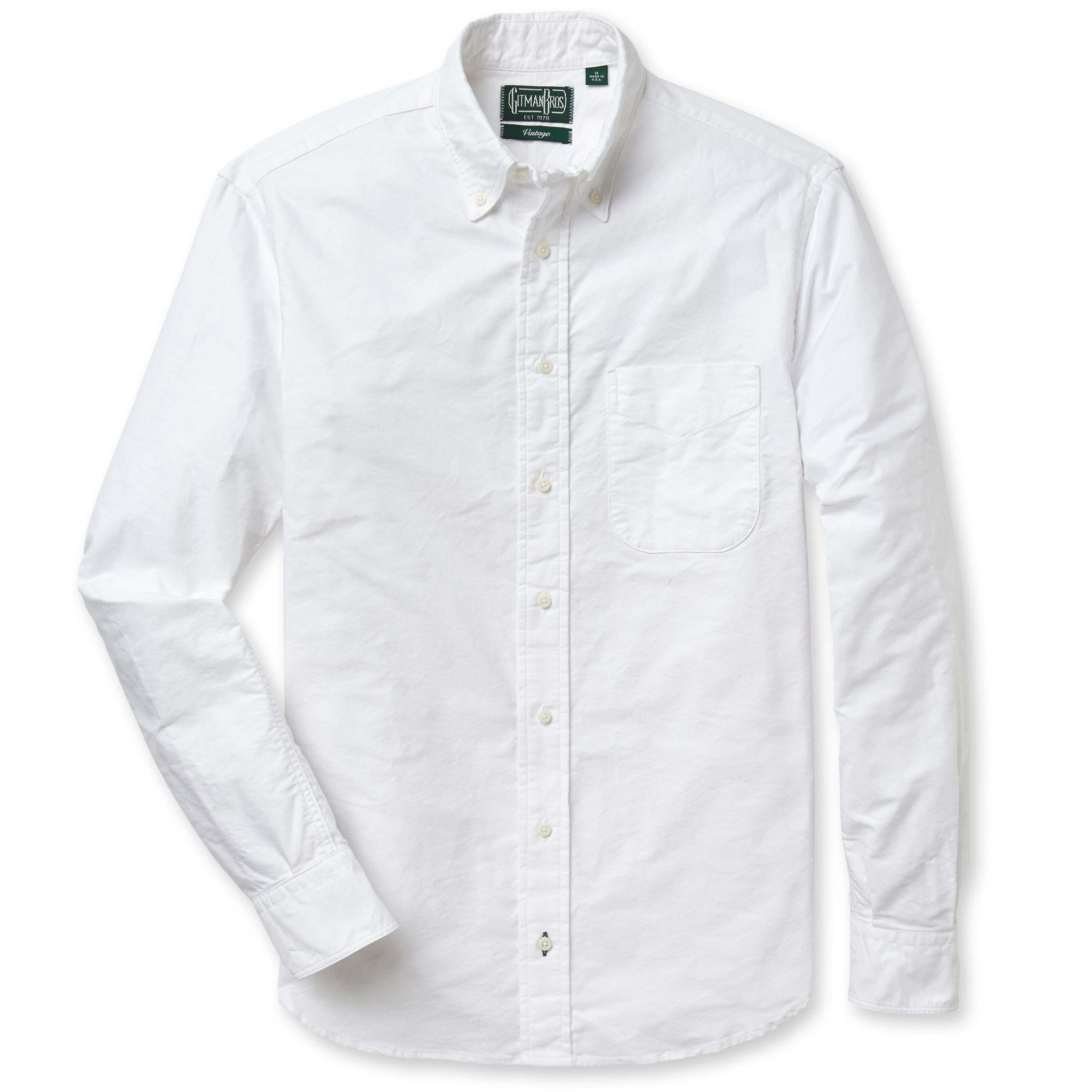 oxford shirt white oxford awzlnmq
