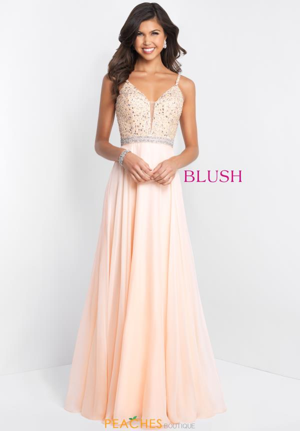 peach dresses blush 11537 yrqcclw