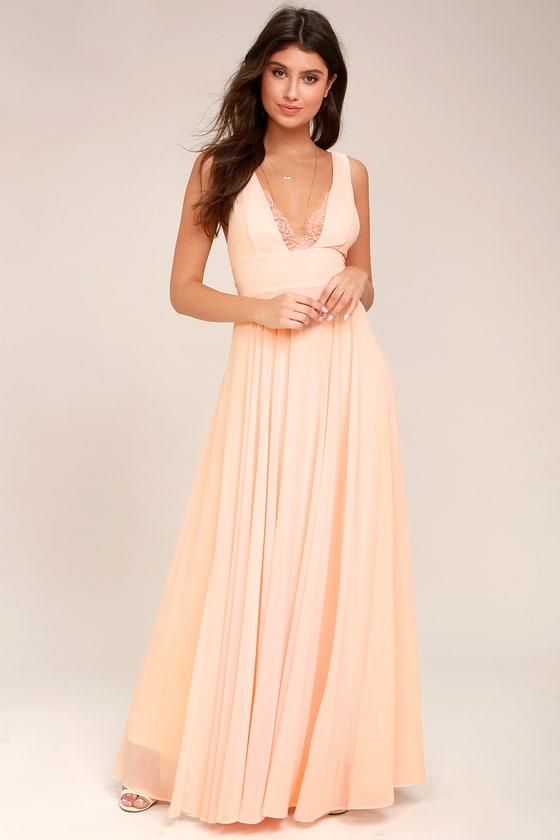 peach dresses true bliss blush pink maxi dress 1 yimoptf