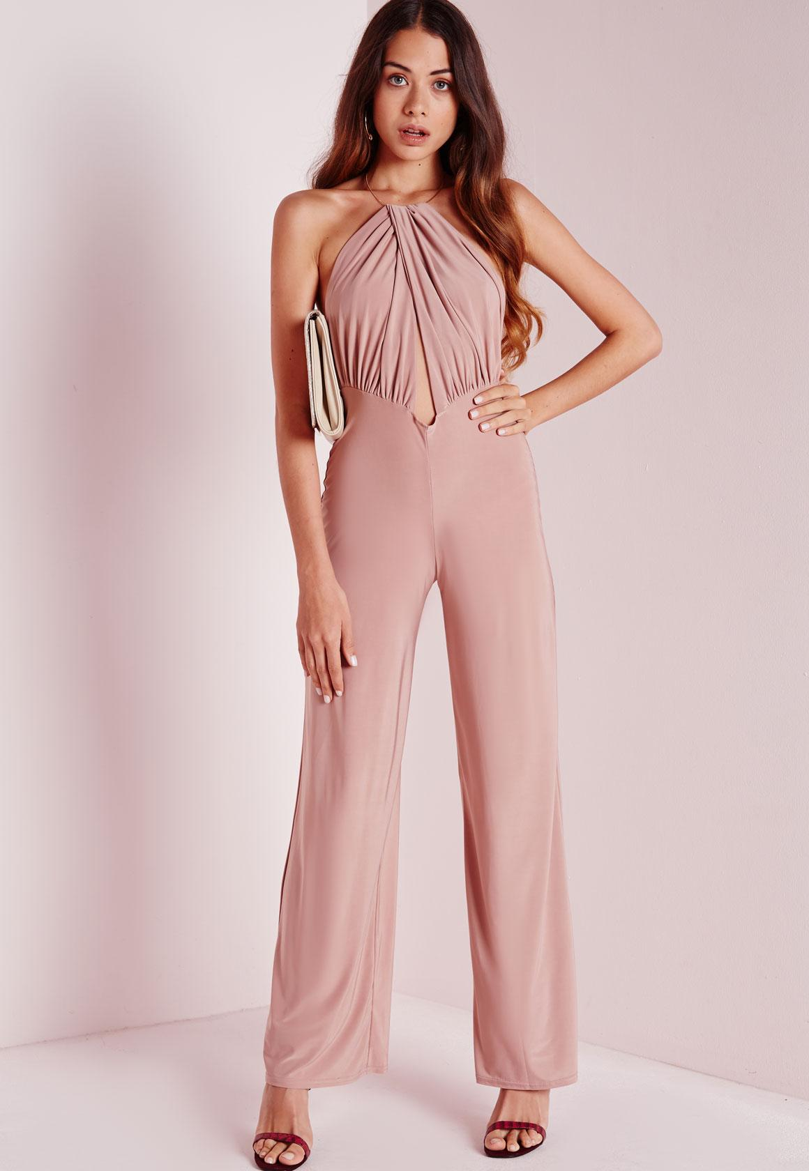 pink jumpsuit previous next bwcxcqy