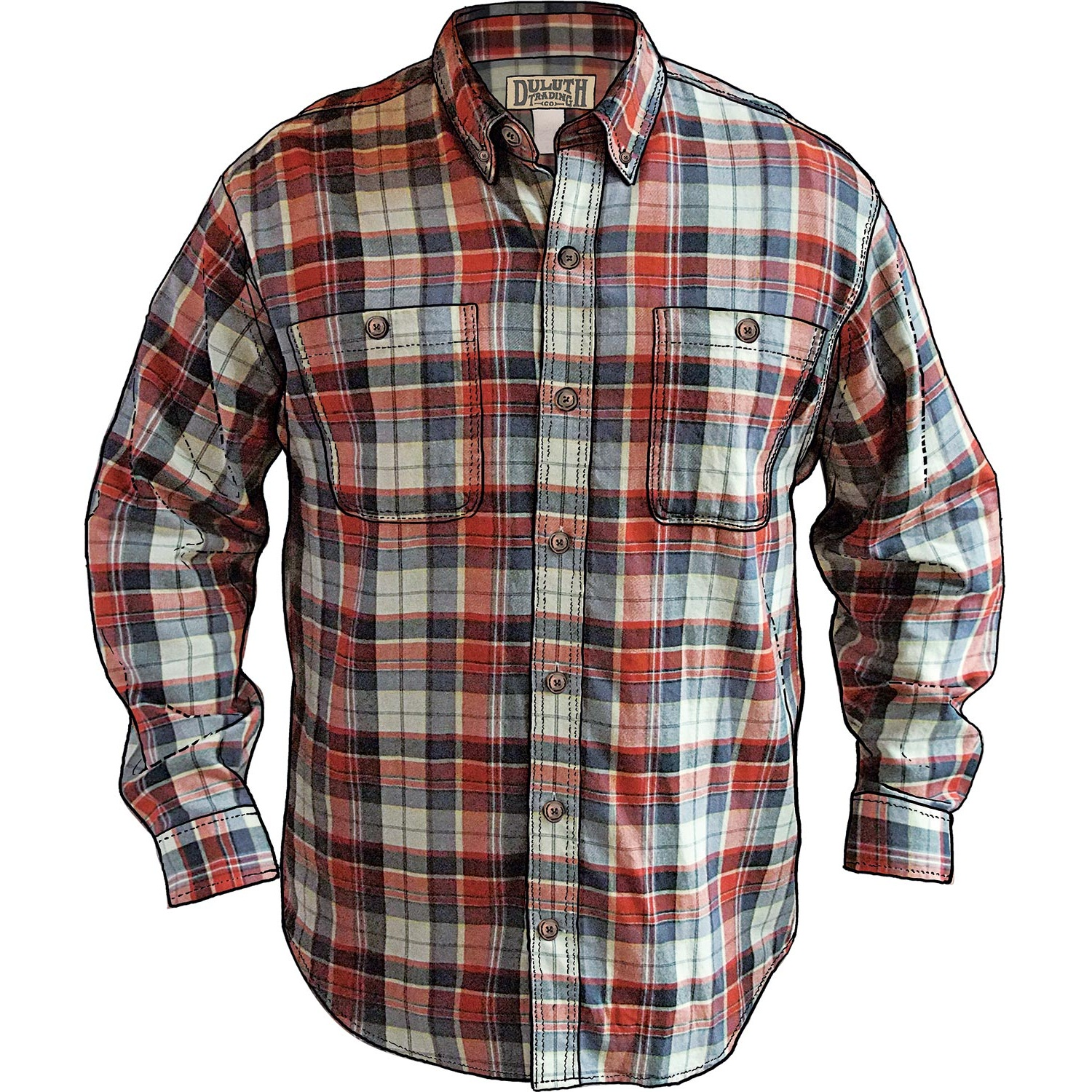 plaid shirts menu0027s lightweight cotton f.o.m. plaid shirt sohxmuc