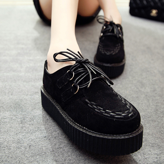 platform shoes for women harajuku platform shoes platform shoes womenu0027s shoes 2013 vivi fashion  british style mogmsjl