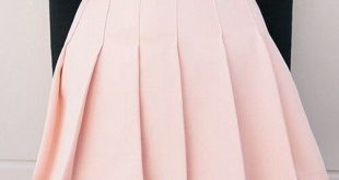 pleated skirt this pale pink skirt is absolutely everything. itu0027s so girly, yet could be mxlaeul