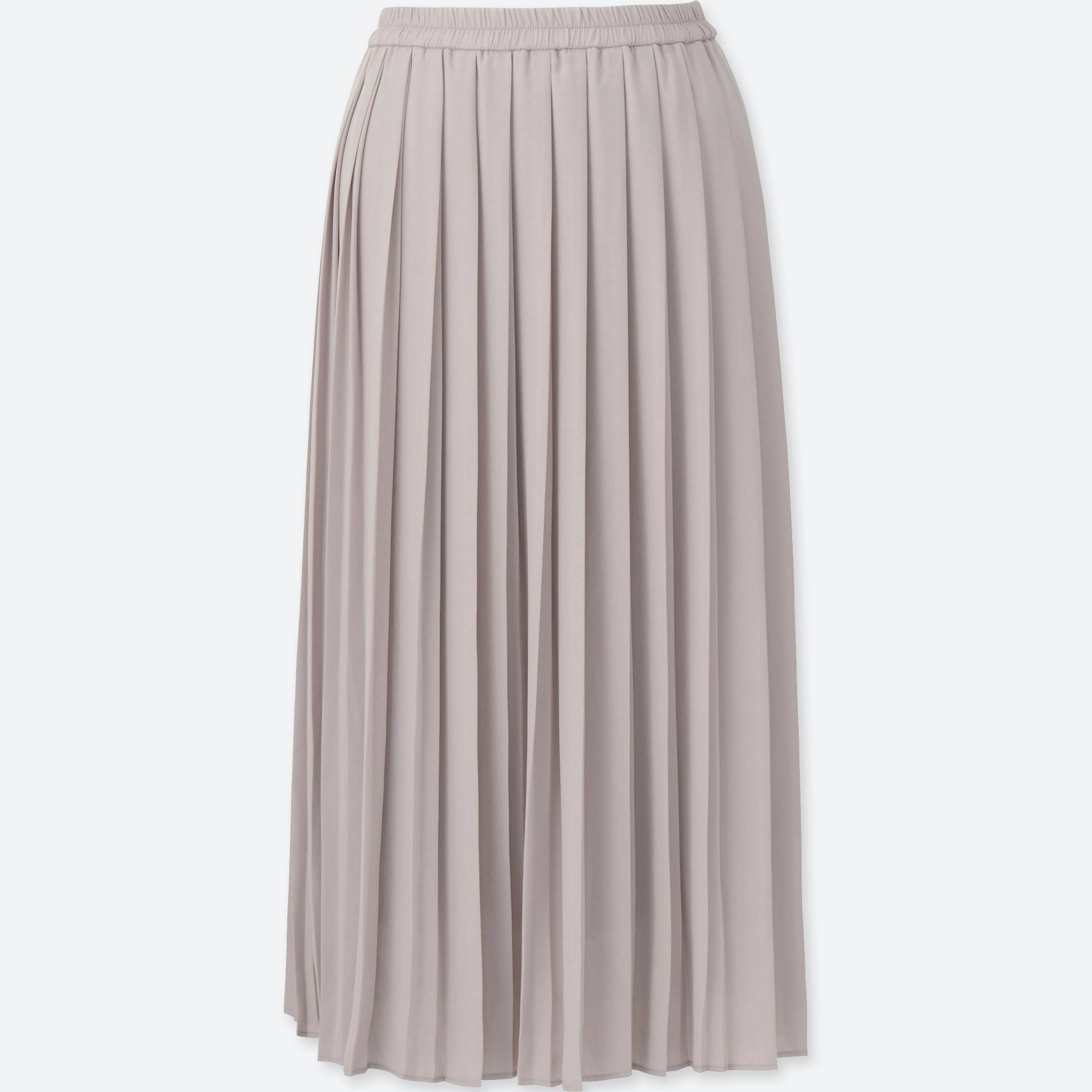pleated skirt this review is fromwomen high waist chiffon pleated midi skirt. utcvcqu
