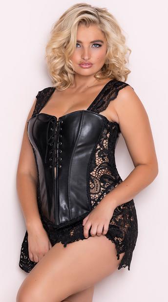 plus size corset plus size lavish pink lace