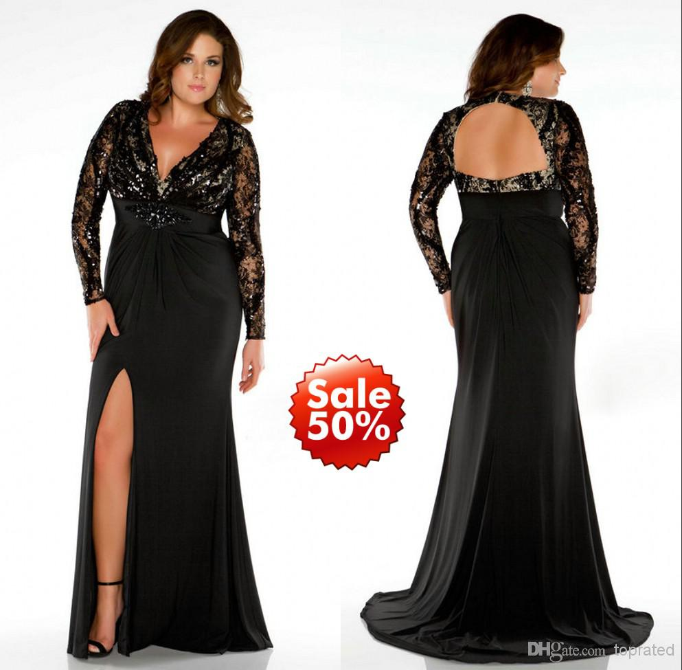 Special formal plus size dresses for women for perfect shape ...