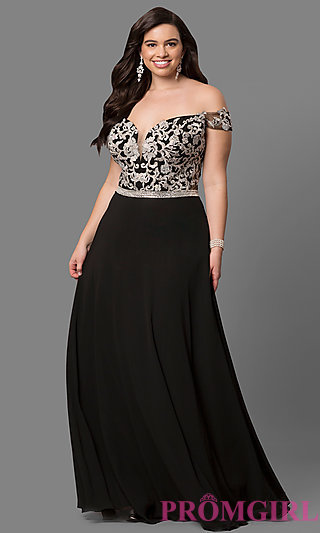 Plus Size Formal Dresses Loved Alfmozw Thefashiontamer