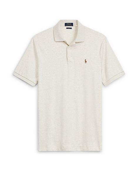 polo shirts classic fit soft-touch polo tuoqtvz