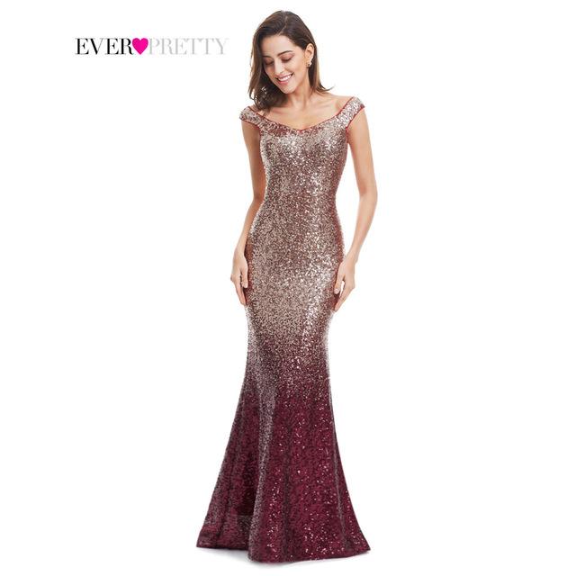 pretty dresses evening dress long sparkle ever-pretty 2017 new v-neck women elegant  ep08999 sequin kxurcis