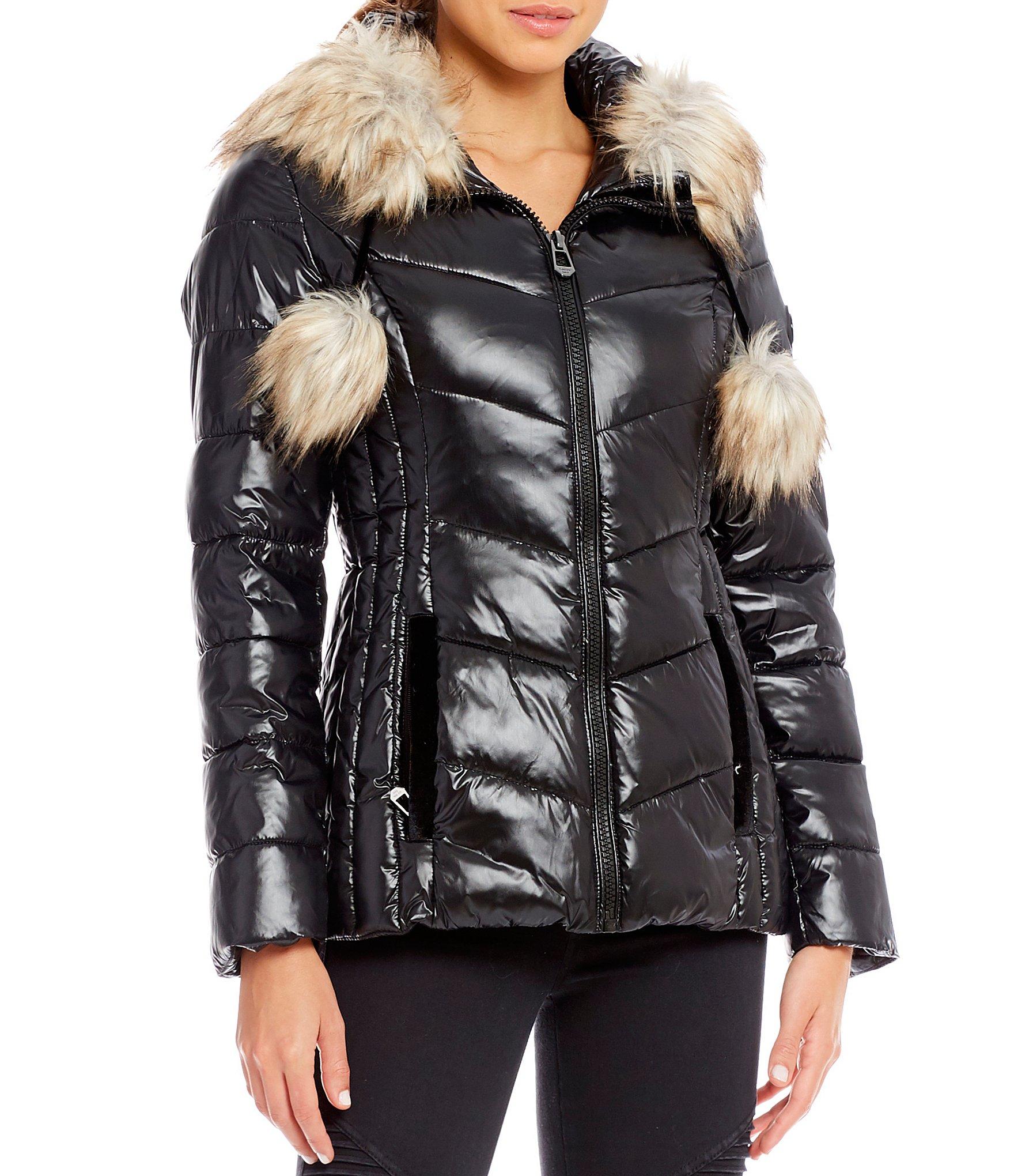 puffer coat womenu0027s quilted u0026 puffer coats | dillards gzdzujk
