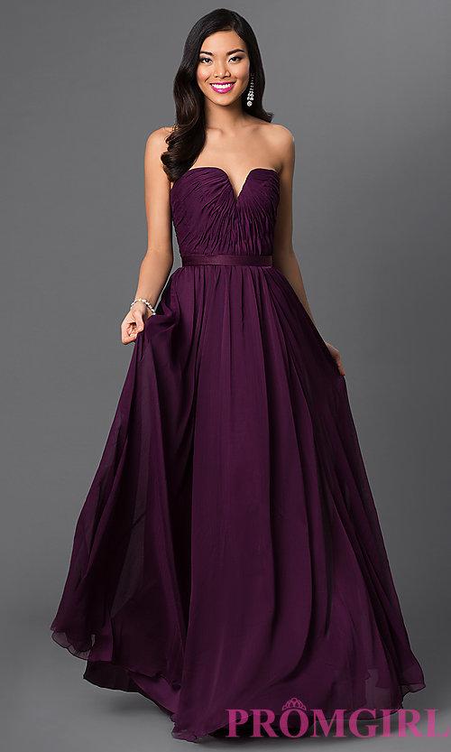 purple dress style: ml-20421 front image iygkwvw