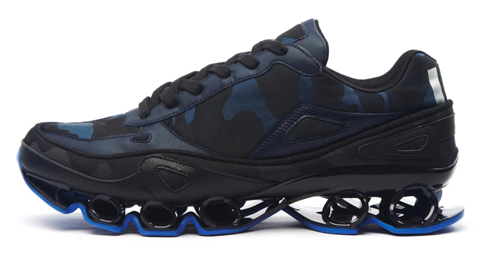 raf simons sneakers ... raf simons x adidas fall winter 2014 collection wuroyxv